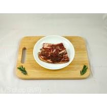 Marinated Lamb Shoulder Chop(black pepper)